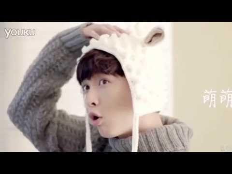 The Pikachu Song(皮卡丘之歌) EXO Yixing(LAY張藝興)Cuteness Compilation