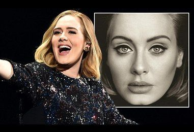 Adele scores Australia's top-selling album for 2016 with 25
