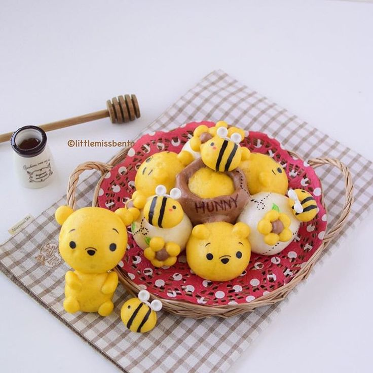 winnie and the pooh bread