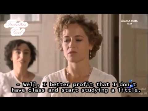 Celia & Aurora - Caught by Diana - Eng Sub - Seis Hermanas