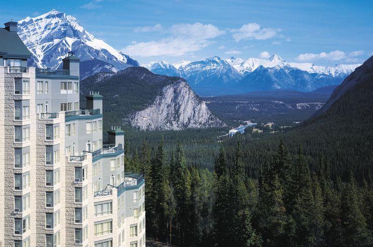 The Rimrock Resort Hotel | Banff National Park | CANADA