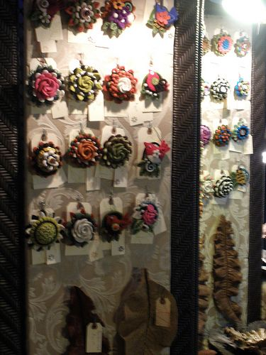 Brooch Display