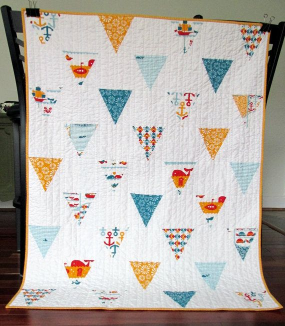 17 Best Images About Summer Seaside Quilts On Pinterest