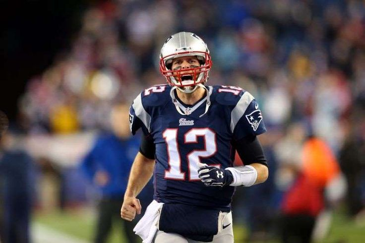 25 Facts About Patriots Quarterback Tom Brady:     88.7: Career Passer Rating in Playoffs  -   Brady's career passer rating in the postseason is 88.7, which is actually worse than his regular season mark. He ranks 13th all‐time among qualified players, trailing players like Drew Brees ﴾100.7﴿, Matt Ryan ﴾98.8﴿, Alex Smith ﴾94.5﴿, Mark Sanchez ﴾94.3﴿ and Tony Romo ﴾93.0﴿.   More...