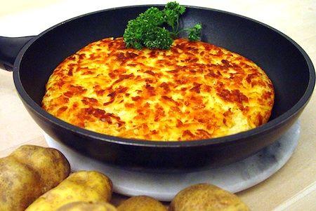 Rosti alla svizzera - La ricetta di Buonissimo