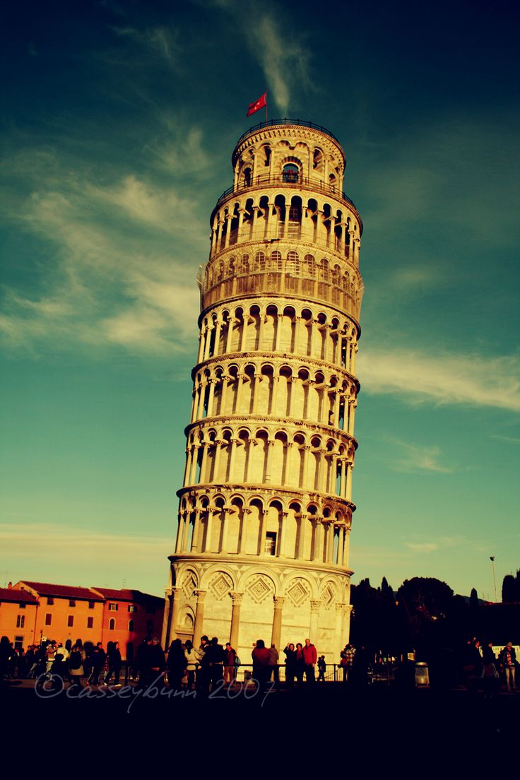 tower of pisa Earthquakes, mussolini, two hundred years of construction misadventures—the leaning tower of pisa has kept standing through it all.
