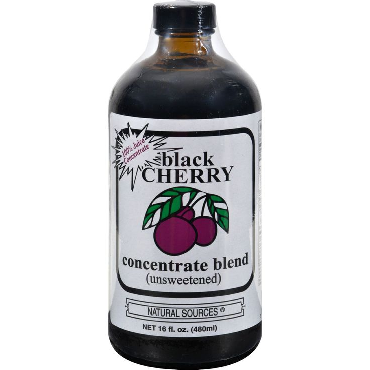 Natural Sources Black Cherry Concentrate - 16 fl oz - Natural Sources Black Cherry Concentrate Description: Natural Sources 100% Black Cherry Concentrate Unsweetened 16 Fluid Ounces Since ancient times, black elderberry has been used as a remedy for colds, coughs and flus. Black Elderberry is high in vitamin A and makes for a beneficial antioxidant.Natural Sources uses the finest fruit available and process it at low temperatures to retain as much of the natural goodness as possible. Approx…