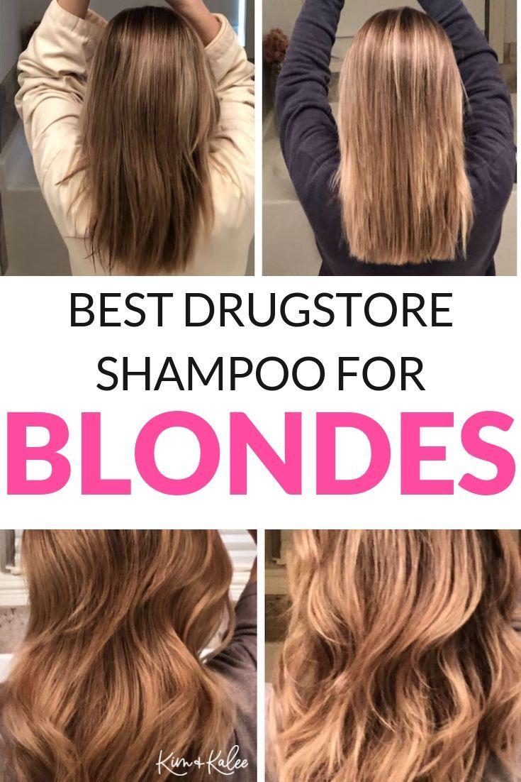 Fanola No Yellow Shampoo The Purple Shampoo For Brassy Blondes Brassy Blonde Brassy Hair Best Purple Shampoo Blondes