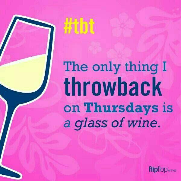 Throw back Thursday #tbt