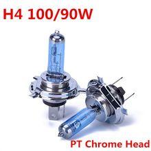 US $8.12 2x H4 Xenon Halogen Bulb 12V 100W Headlights 9003 H4 6000K Xenon Car HeadLight H4 Bulb Halogen Car Styling h4 Head Light. Aliexpress product