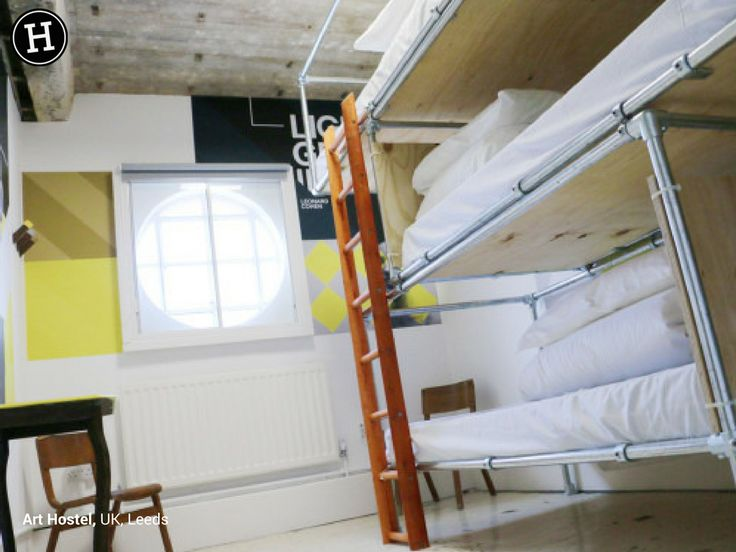 Art Hostel - Leeds, Uk - #LoveHostels