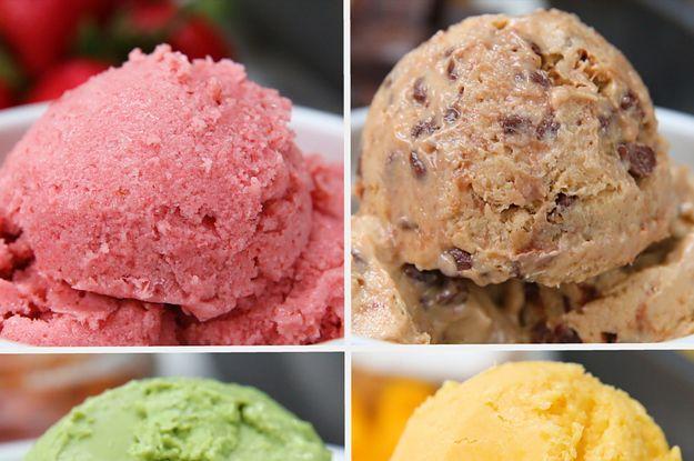 4 Frozen Yogurt Recipes