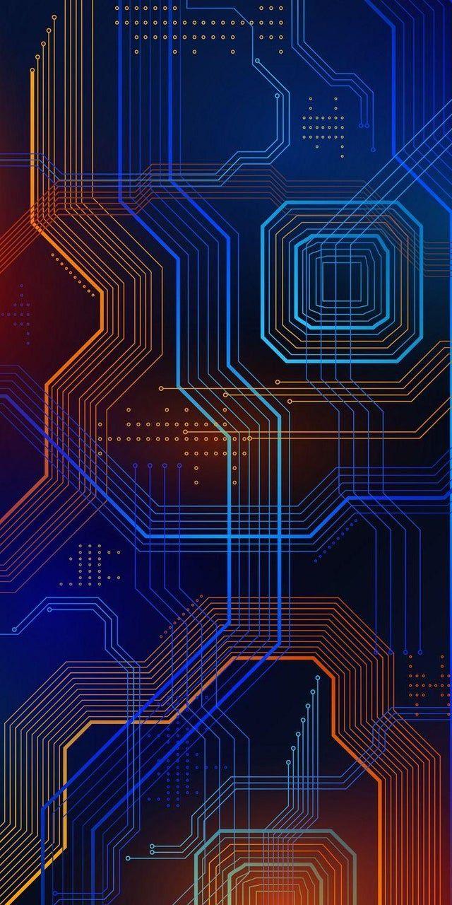 Short Circuit Iwallpaper Phone Wallpaper Design Technology Wallpaper Electronics Wallpaper