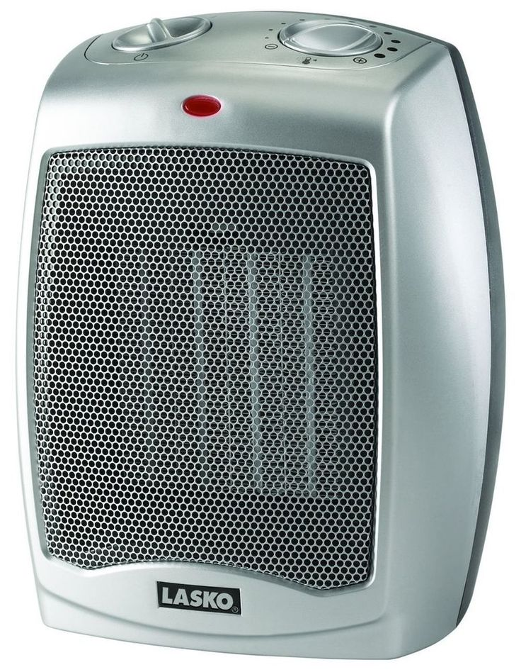 Ceramic Space Heater Adjustable Thermostat Electric Portable Winter Indoor New  | Home & Garden, Home Improvement, Heating, Cooling & Air | eBay!