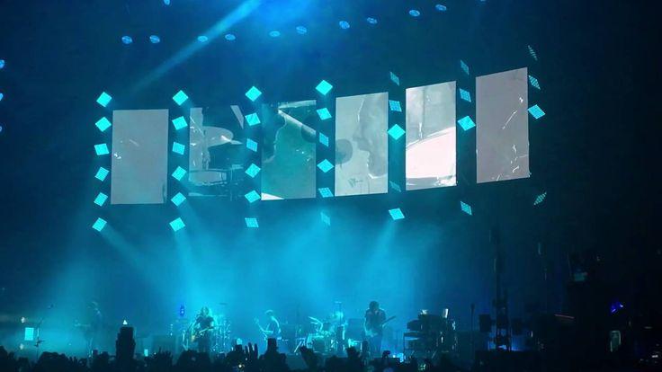 Fake plastic trees Live - Radiohead en la Ciudad de México 2016