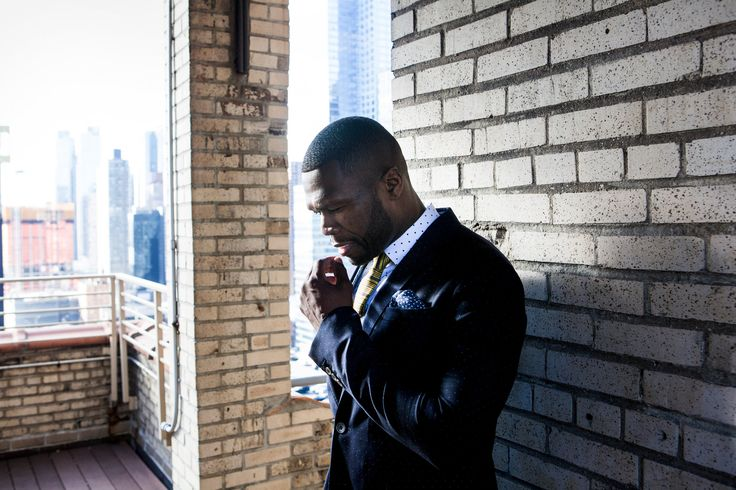 Curtis Jackson, better known as the rapper 50 Cent (Photo: Alex Welsh for The New York Times)