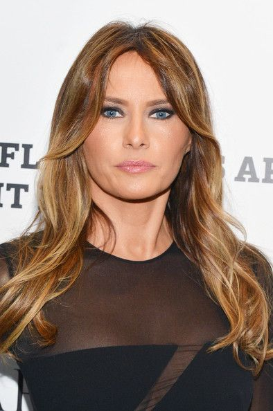 Melania Trump (Donald Trump's wife) - Limited Edition Marchesa/NFL Collaboration Launch