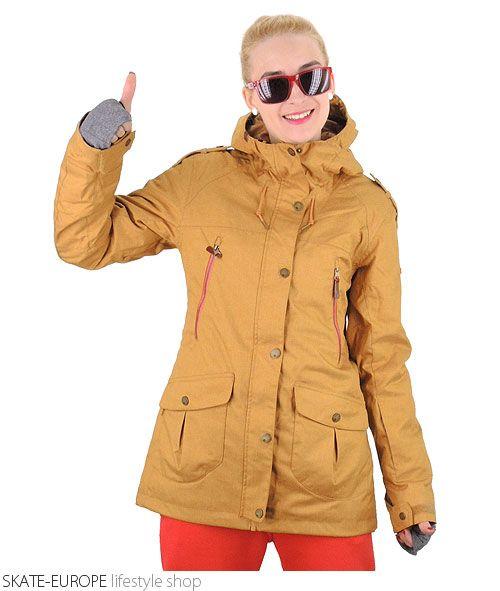 Snowboard jacket Roxy - Kj Tribe 15K (274€)