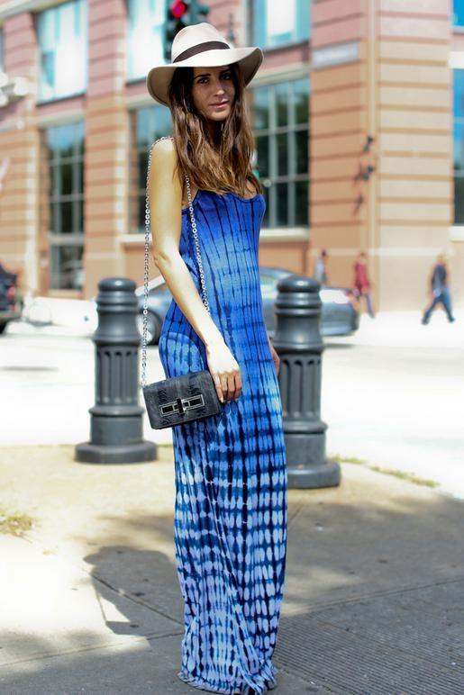 12 μακριά φορέματα για σικ εμφανίσεις