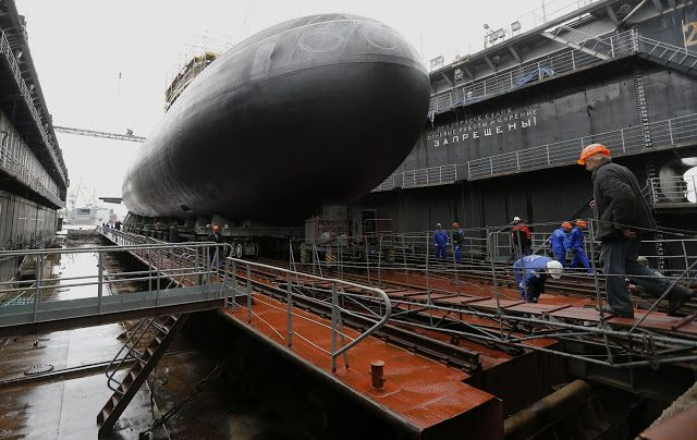 Keel-laying, launching of three ships for Russian Navy slated for April 23-25
