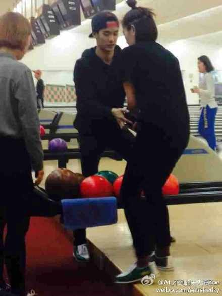 Image result for kim soo hyun bowling