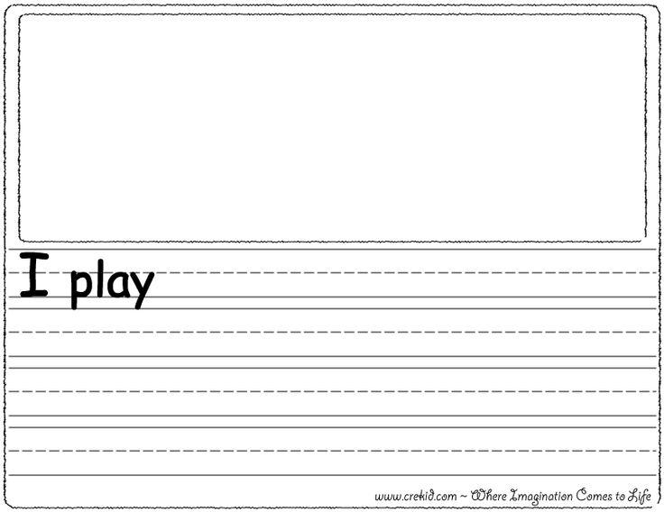 sentence starters writing prompts free printouts worksheets kindergarten first grade. Black Bedroom Furniture Sets. Home Design Ideas
