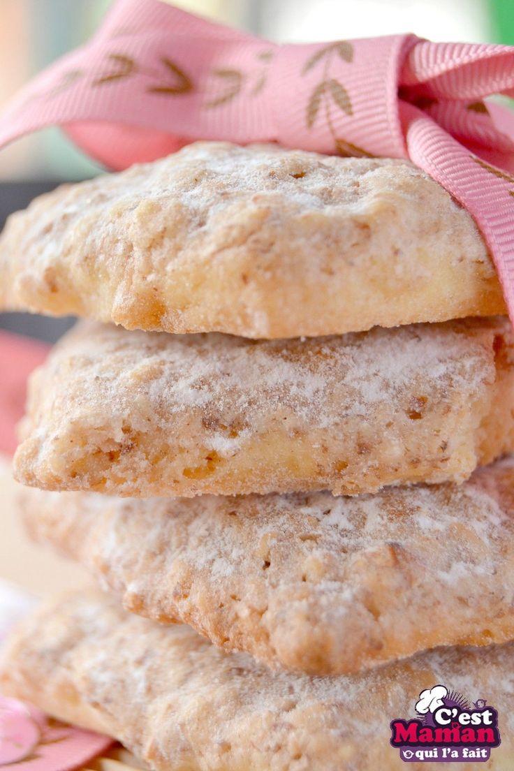 cookie aux noisette  biscuits de Noël (3)
