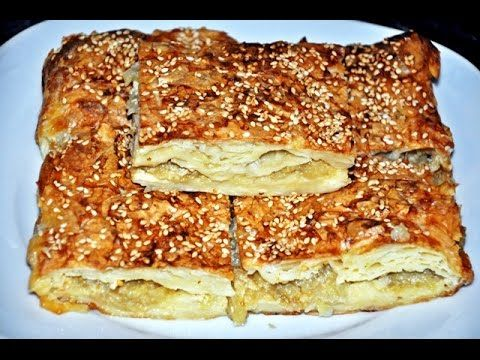 Patatesli Kolay  Börek Tarifi - Leyla ile Yemek Saati
