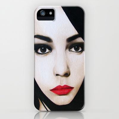 LOLITA TEENAGER 2008 - 1 iPhone Case by michela riba - $35.00