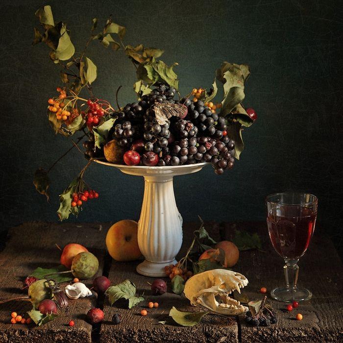 Осенний ванитас
