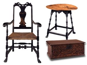 The History Of The Origin Of The Design Period Known As Early American  Colonial Furniture