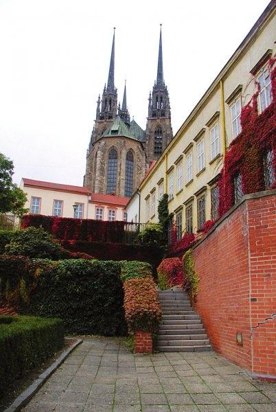 Zahrady pod Petrovem - Brno