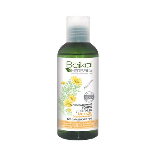 Anti aging face tonic Baikal Herbals