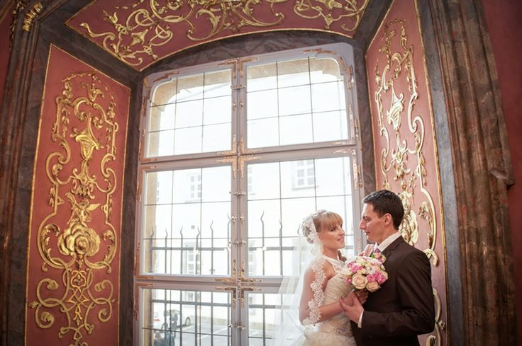 Wedding in Prague - Clementinum