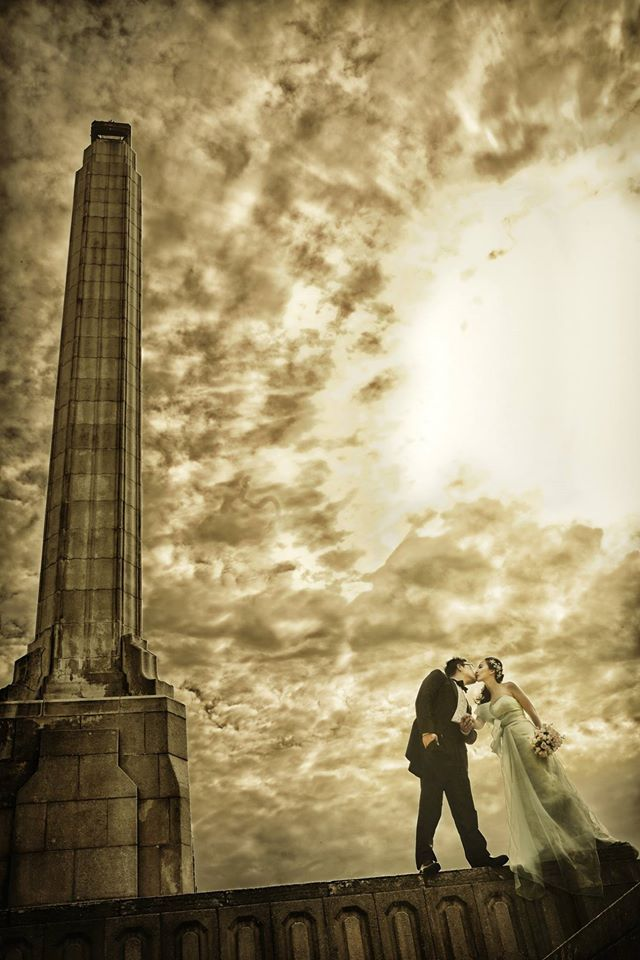 Nice Click of Just Married Couple by JIS #Wedding #photography