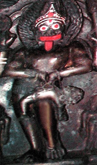 Lord Narasimha, Kendubilwa Narasimha Temple