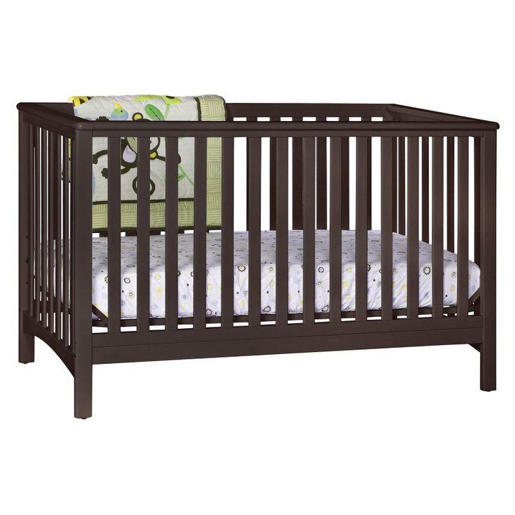 Storkcraft Hillcrest Convertible Crib - 04520-03