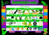 Image detail for -Rainforest Math Provides Hundreds of Math Activities for Students from ...
