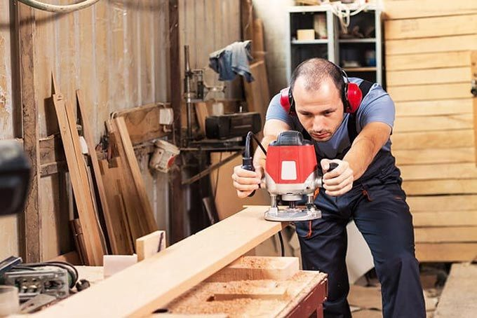 The miter saw is the best tool to use for precisely angled cuts. Before plugging your saw in, make sure you know all the safety rules of operating it.