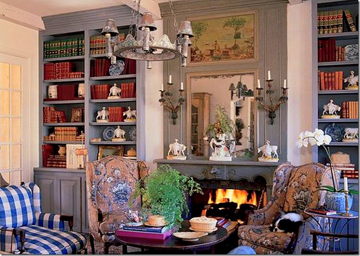 Charles Faudree French Country Decorating