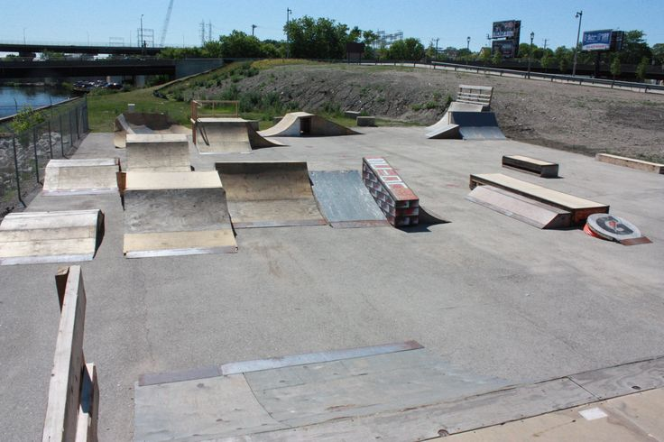 outdoor skateparks - Google Search