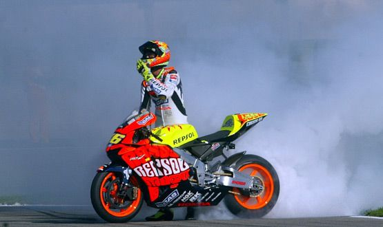 2003 : Honda RC211V : Team Repsol Honda : World Champion