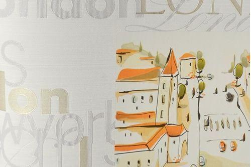 Vinil Duvar Kağıdı Art Deco 8137 - 1