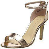 #2: New Look Sensatory Zapatos con Tacon y Correa de Tobillo para Mujer