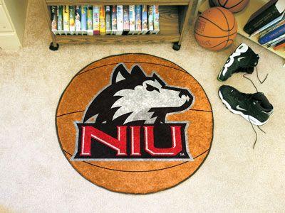 Northern Illinois University Basketball Mat