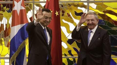 China Cuba agree to deepen ties during PM Li's Keqiang Havana visit - The Indian Express