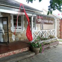Adelaide - Hahndorf - Chocolate Shop