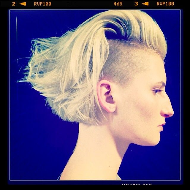 Haircut by Alessandra Pucci