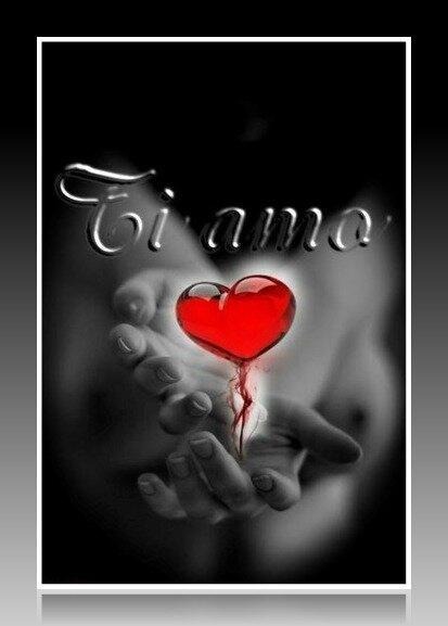 Ti Amo, my beautiful Jovie