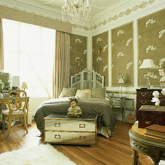 99 best Vintage Interiors images on Pinterest | For the home ...